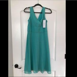J. Crew Silk Dress Size 8 NWT